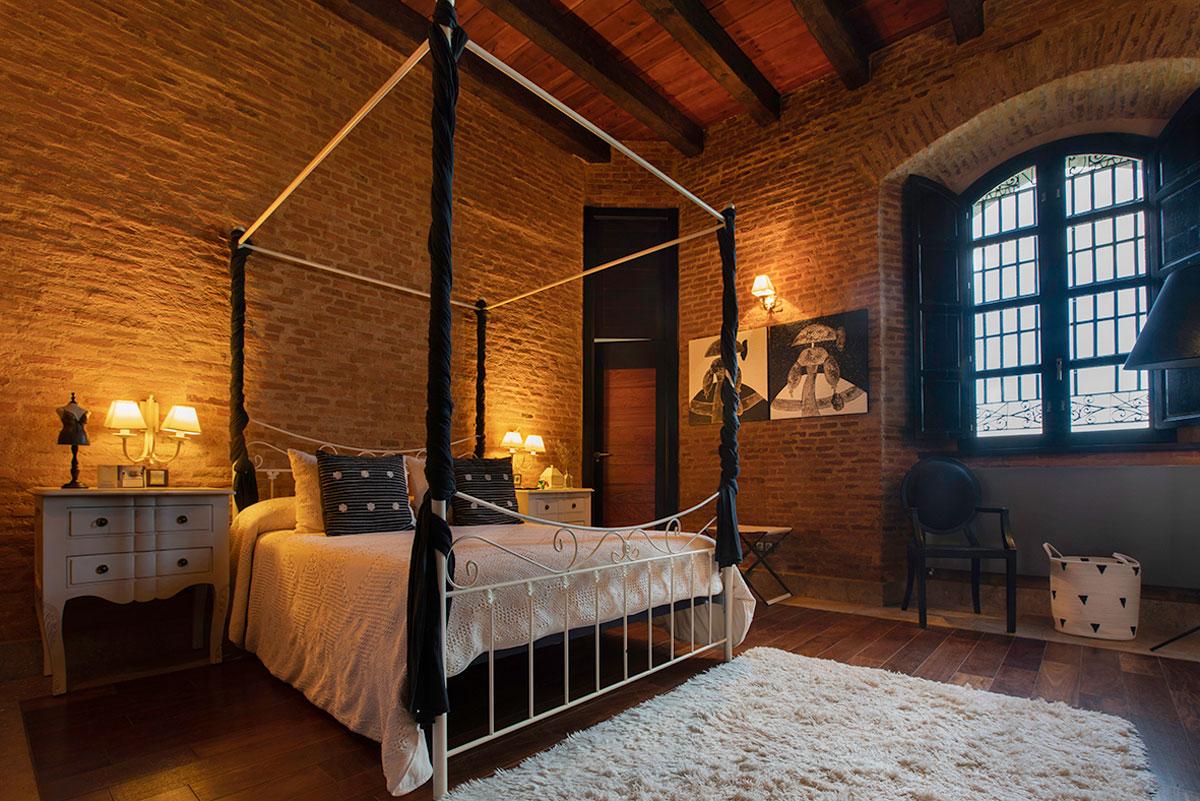 Habitación Doble Tinta de Toro